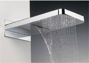 Crosswater Fixed Heads Revive Shower Head With Air System with Waterfall FH2000C